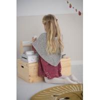 Modele tricot PDF - Chale Manon