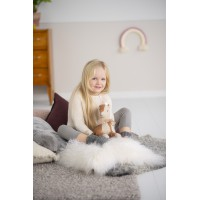 Modele tricot PDF - Chaussons Lou