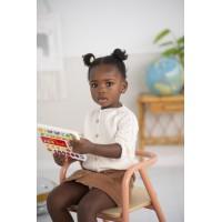 Modele tricot PDF - Gilet Perine