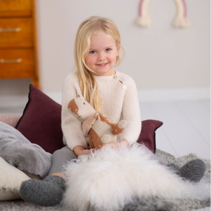Livre les nouveaux tricots enfants