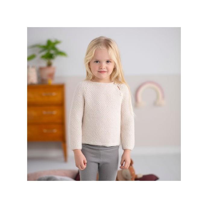 Modele tricot PDF - Pull Noe