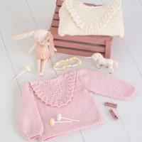 Modele tricot PDF - Pull Marie
