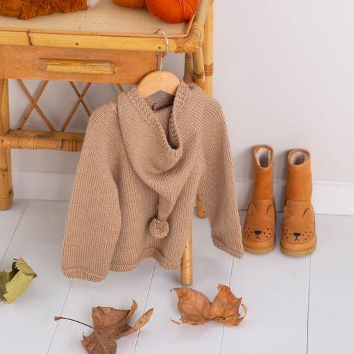 Modele tricot PDF - Pull Gael