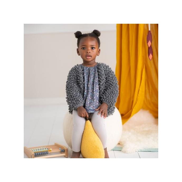Modele tricot PDF - Veste Pam