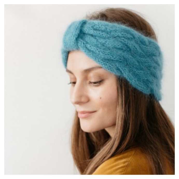 Kit tricot - Headband Harper