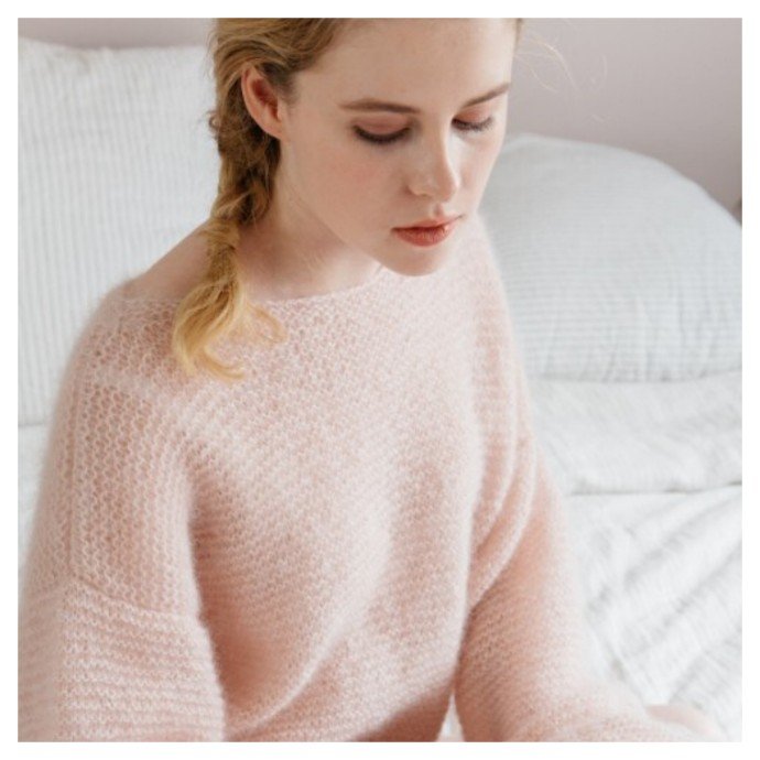 Knitting Pattern -  Mila Jumper