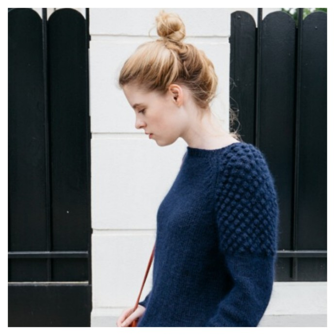 Modele tricot PDF - Pull Charlie