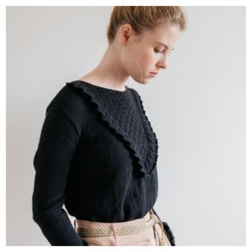 Patron tricot - Pull Agatha