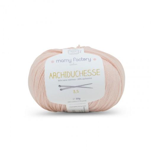 Archiduchesse Blush Pink