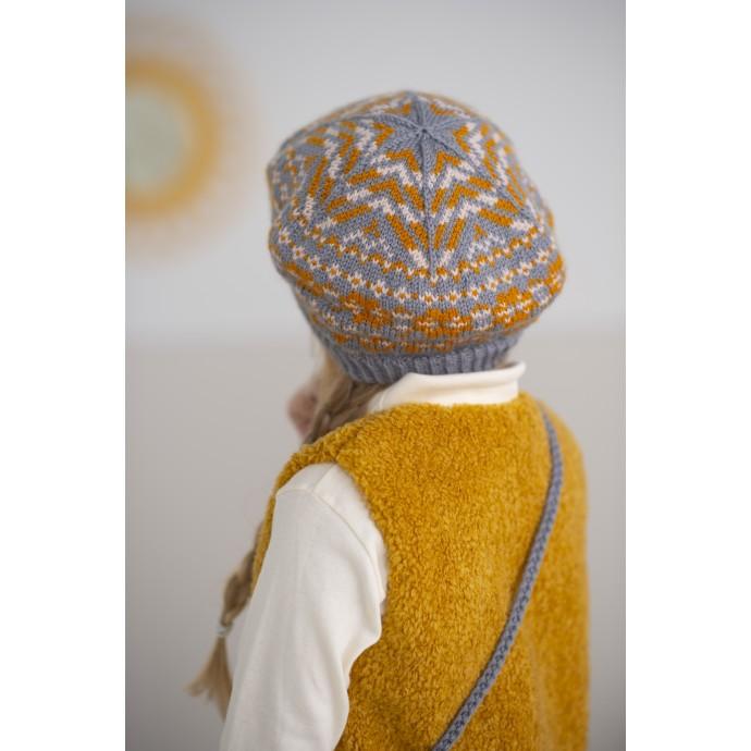 Modele tricot PDF - Beret Anne
