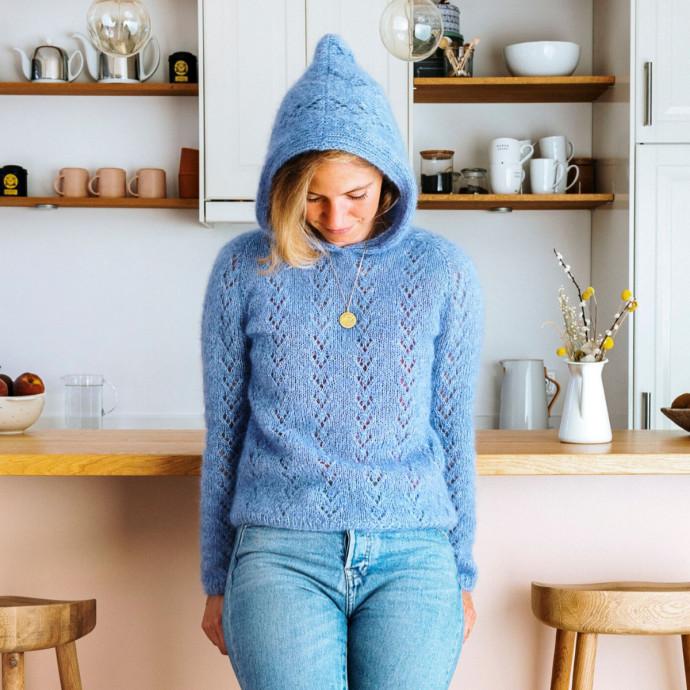 Knitting Pattern -  Mila Jumper