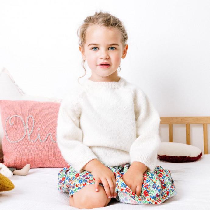 Kit tricot - Pull Céline
