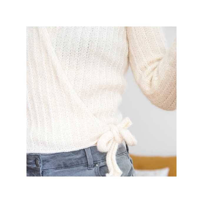 Knitting Pattern - Teddy Jumper