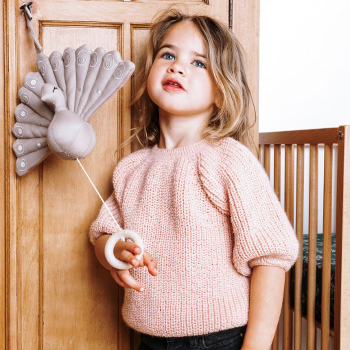 Modele tricot PDF -  Pull Sixtine