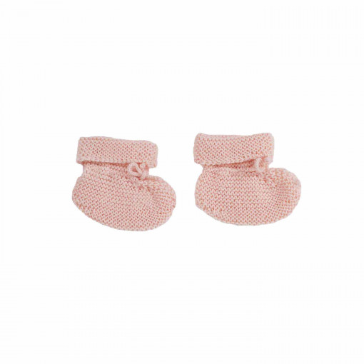 Chaussons Marcelline rose