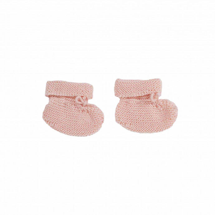 Chaussons Marcelline - Rose