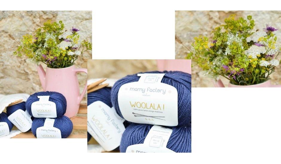 pelote de laine woolala