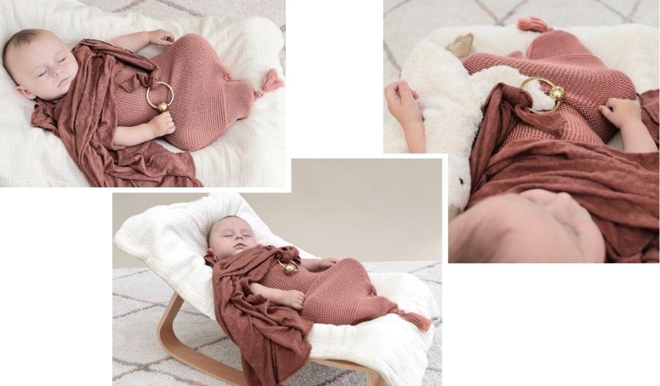 Cocon de laine naissance
