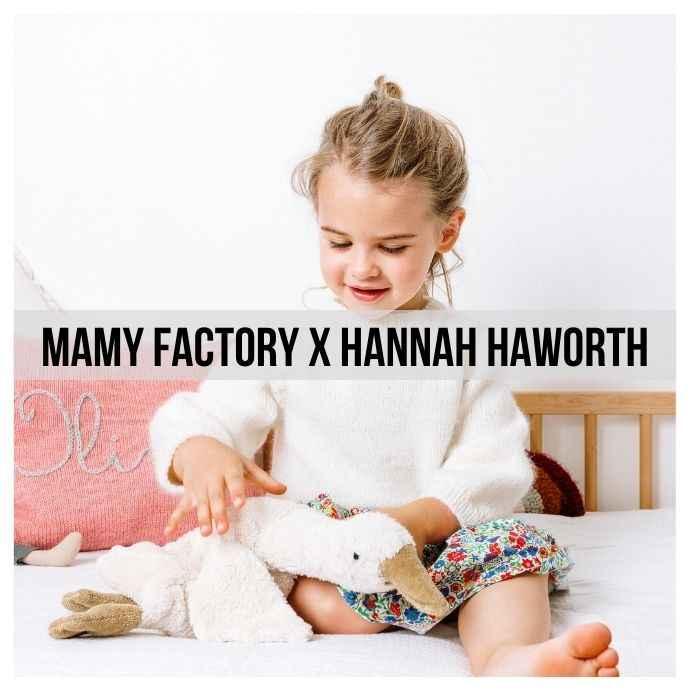 cocon laine collab ilado x Mamy factory