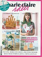Marie Claire Idées Janvier-Février 2018