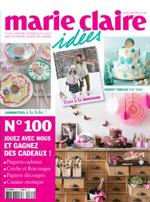 Marie-Claire Idées janvier 2014