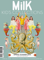 Milk Kid's Collection janvier 2014