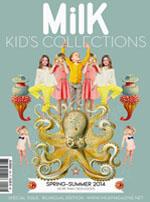 Milk Kid's Collection janvier 2014