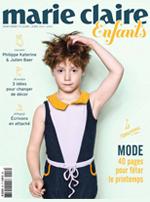 Marie Claire Enfants Mars 2014