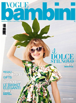 Vogue Bambini Avril 2014