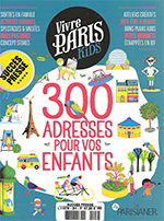 Vivre Paris Kids 2016